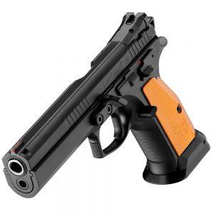 CZ Tactical Sport 40 S&W Kurzwaffen