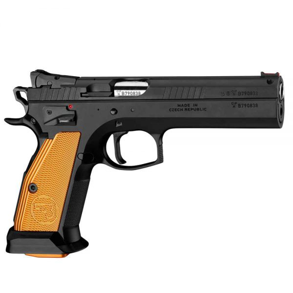 CZ Tactical Sport 40 S&W