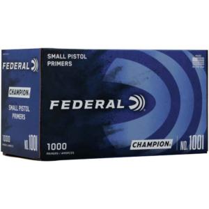 Foto Federal Zündhütchen Small Pistol