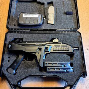 Koffer CZ Scorpion Evo 3 S1